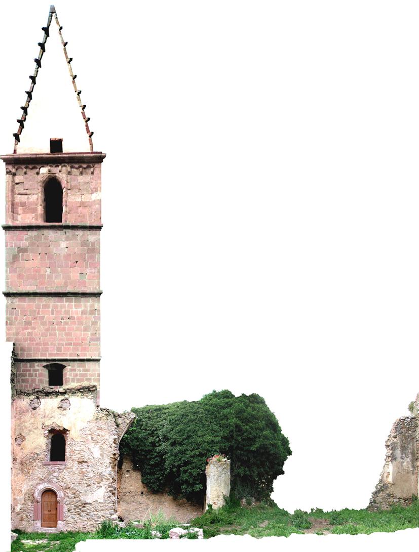 Torre Aragonese - interno vista Nord